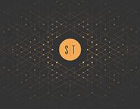 Visual identity Sandberg Trygg