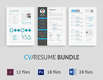 CV / Resume Bundle
