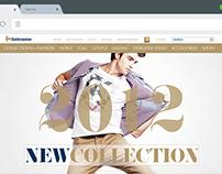 Fashion Website Design & Development