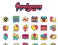 Candycons for ZEDGE™