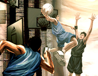 adidas Summer League 2008 Campaign