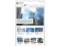 CRE Cloud Solutions Website Template