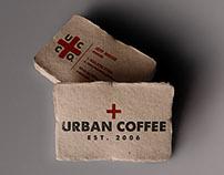 Urban Coffee Rebrand