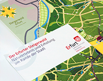 Steigerwald Karte Erfurt
