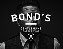 BOND'S Barber Shop