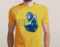 Save Me T-Shirt Design