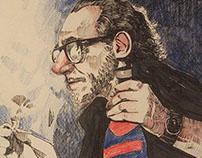 Bukowski Sketch book