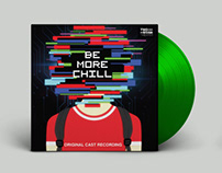 Joe Iconis - Be More Chill Original Cast Recording 2XLP