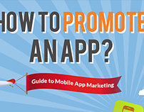 Infographic // How to promote an app?