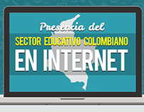 Infograhpic // Internet in Colombia