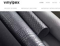 Projekt strony - vinylpex.com