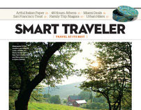 Smart Traveler: Farm Stays