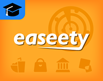 """EASEETY"" app (2013, graduation thesis)"