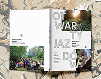 Open Jazdów - publication