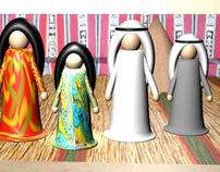 Emirati Dolls