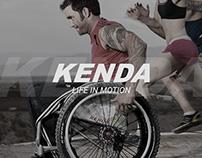 Kenda Redesign Concept