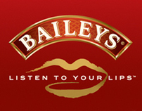 baileys listen to your lips campaign