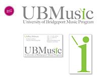 UBMusic | Identity & Stationery Design