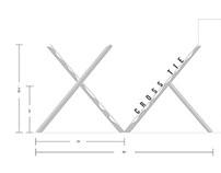 Cross Tie Wayfinding System