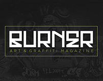 BURNER | Magazine Design