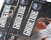 2013-14 Charlotte Bobcats game programs