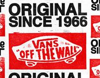 Vans mobile campaign