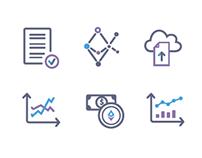 Ethereum Icons Set