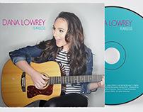 Dana Lowrey (CD design)