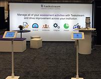 Taskstream's Collateral Design