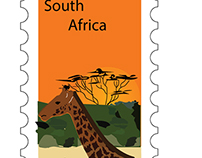Stamp Project: South Africa