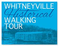 Whitneyville Walking Tour | Brochure Design