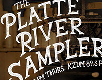 The Platte River Sampler Logo