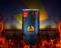 Sunset - Energy Drink