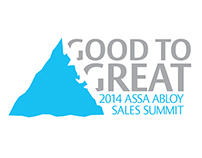Good to Great Sales Summit | Identity & Collateral