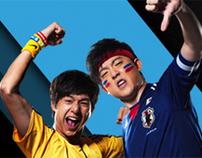 Rexona FIFA 2010 Campaign