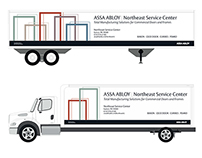 Easton Service Center | Vehicle Decal Designs