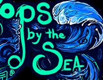 Pops by the Sea 2012 - Logo Design