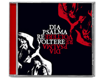 Dia Psalma CD packaging
