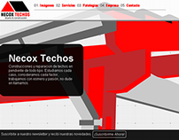 Custom Wordpress Necox Techos