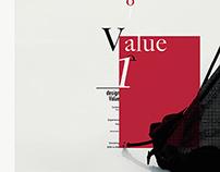 Design Value, Layout