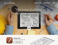 PrimeCirca Homepage