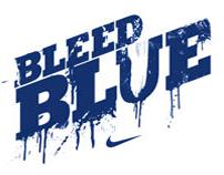 Nike India BleedBlue Campaign