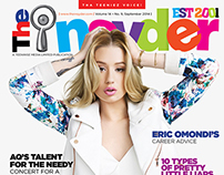The Insyder Magazine September 2014 issue
