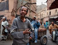 Marrakech Streetlife