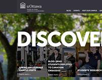 Discover uOttawa