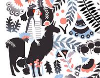 Pattern Lama