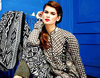 Exclusive Linen Shawl Dupatta Collection 2014