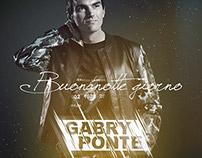 GABRY PONTE_Buonanotte Giorno / Branding