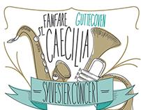 Sylvester Concert Guttecoven 2014