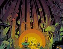 Katarakt / The Forest